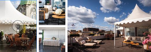 Den 19. august arrangerer vi sommerfest på toppen av Grand Hotel Oslo. Sett av datoen i kalenderen allerede i dag!