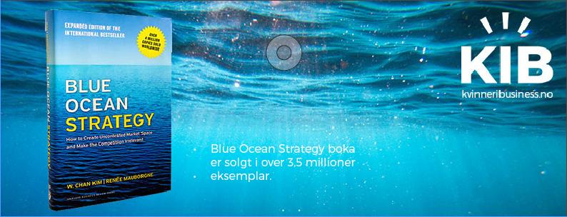 Blue ocean strategy med KiB